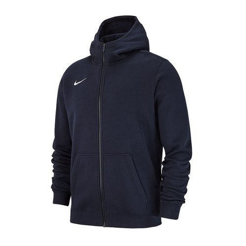 Bluza Nike Junior Team Club 19 Fullzip Fleece AJ1458-451
