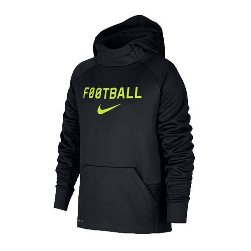 Bluza Nike Junior Therma Hoodie Football AJ0150-011