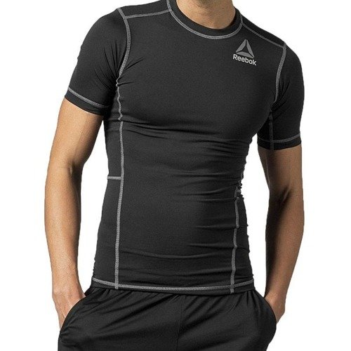 Koszulka treningowa Reebok Workout Ready Short Sleeve Compression M AP5697