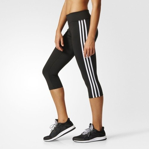 Spodnie treningowe adidas Designed 2 Move 3-Stripes Tights 3/4 W BQ2045